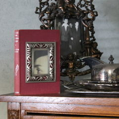 Book Into Photo Frame