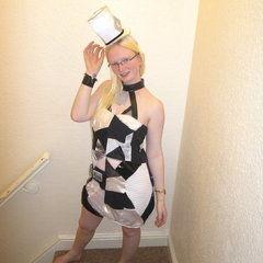 Mad Hatter Dress