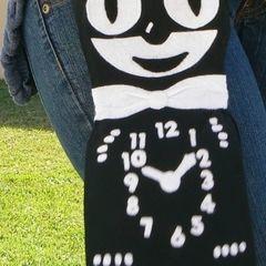 Kit Cat Clock Purse