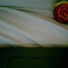 Fimo Rainbow Rose