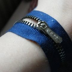 Zipper Bracelets (That Zip)