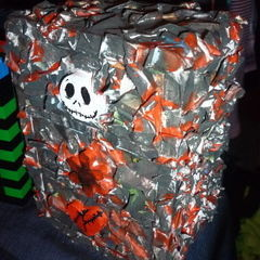 Jack Skellington Mini Drawers