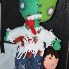 Felt Zombie