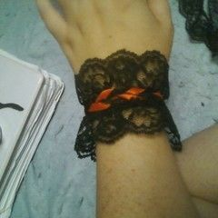 Lolita Lace Bracelet