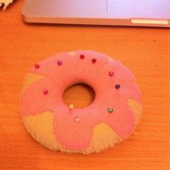 Doughnut Pincushion