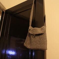 Crochet Satchel