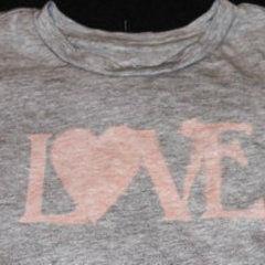 Bleach Pen 'Love' T Shirts