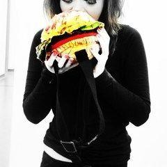 How To Make A Zombie Burger Bag!