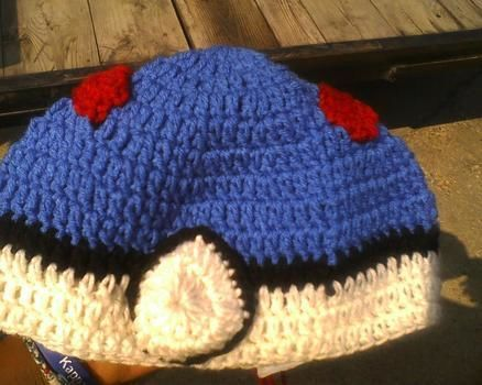 I want to be the very best!!!! .  Make a beanie in under 60 minutes by crocheting with yarn, crochet hook, and yarn needle. Inspired by pokemon and clothes & accessories. Creation posted by Jewel D. Difficulty: Easy. Cost: Absolutley free.