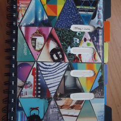 Notebook Cover Redo