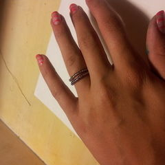 Adjustable Ring(: