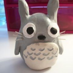 Clay Totoro :)