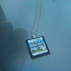 Super Mario Ds Necklace
