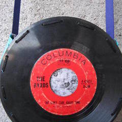 Vinyl Record Purse