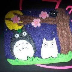 Totoro Night Scene