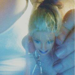 Barbie Doll Head Keychain.