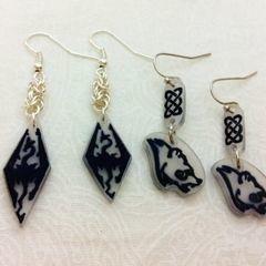 Skyrim Earrings