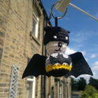 Batman Bat Keyring