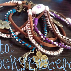 Stacky Bracelets For School