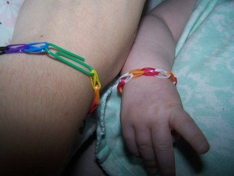 .  Make an elastic band bracelet in under 3 minutes Version posted by Amie(:. Difficulty: Easy. Cost: Absolutley free.