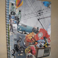 Collage Notebook