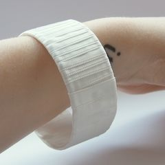 Satin Ribbon Bangle