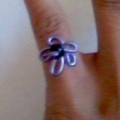 Adjustable Paper Clip Ring