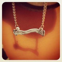 Show Me Your Bones   Necklace