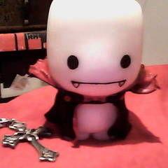 Cute Toonix Vampire!