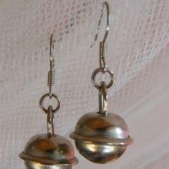 Small Bell Earrings