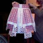 Target Bag Skirt +How To