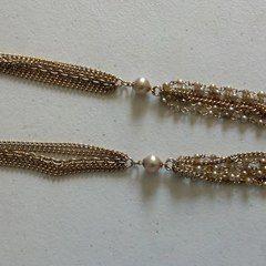 Vintage Chain Headbands