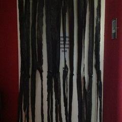 Spooky Door Curtain