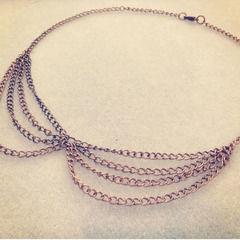 Peter Pan Chain Collar