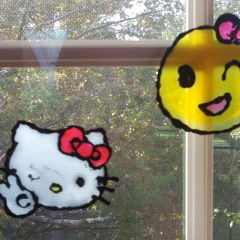 Totally Diy Window Clings