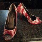 Homemade Killer Shoes