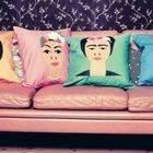 Squashy Sisters Cushions