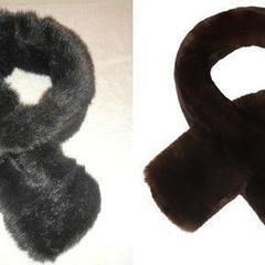 Burberry Prorsum Inspired (Faux) Fur Scarf