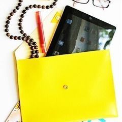 Diy Ipad Case Or Clutch