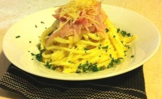 Easy And Quick Pasta Carbonara