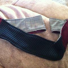 Knit Back Scrubber