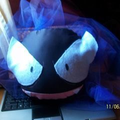 Pokemon Plush Gastly