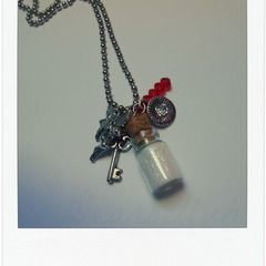 Fairy Inspired Necklace