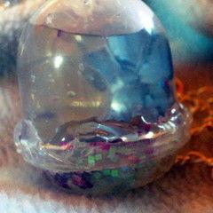 Mini Snow Globe Necklace