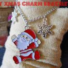 Diy Christmas Charm Bracelet