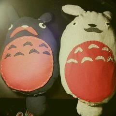 Stay Classy Totoro Mustache