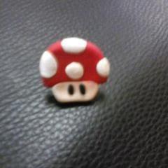 Mario Shroom Ring