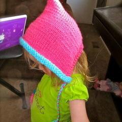 Children's Pixie Hat