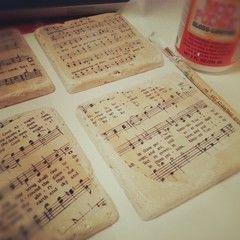 Hymn Coasters