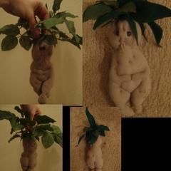 Harry Potter Mandrake